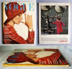 Vogue Magazine - 1963 - October 1st